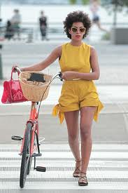 Solange Knowles Jumpsuit Celebrity Style Women's Fashion