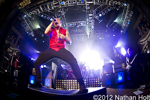 Shinedown - 05-16-12 - House Of Blues, Chicago, IL