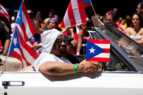 Puerto Rican Day Parade 2012, NYC 5th Avenue