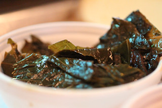 Local Collard Greens Nancy's Bar-B-Q Sarasota