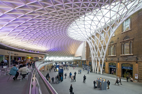 UK - London - Kings Cross - Canopy 03
