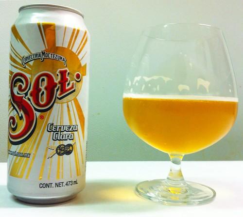 Unofficial Skunksworth's Barleyslime - Sol Cerveza 2007 vintage by Cody La Bière