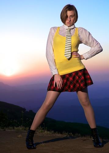 [フリー画像素材] 人物, 女性 ID:201206220800
