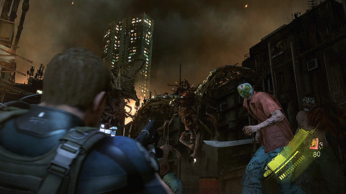 Resident Evil 6: New TGS Trailer Features New Clips From The Campaign