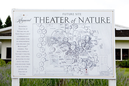 Map of Theater of Nature