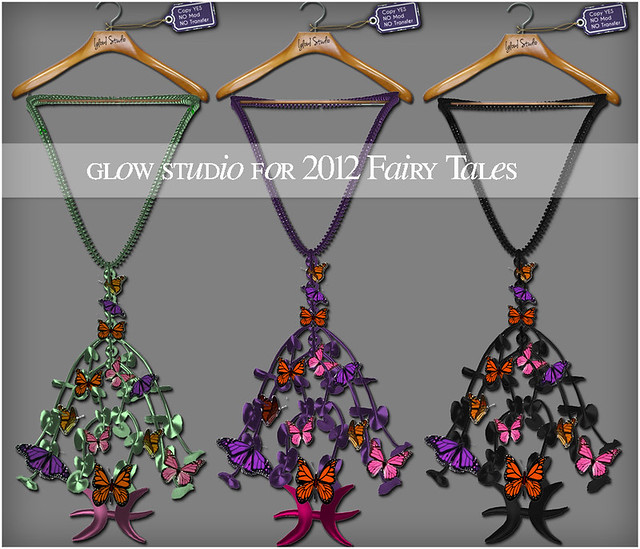 [ glow ] studio for Fairy Tales 2012