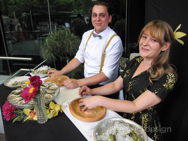 Curious Oyster Catering
