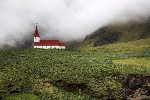 Church at Vik