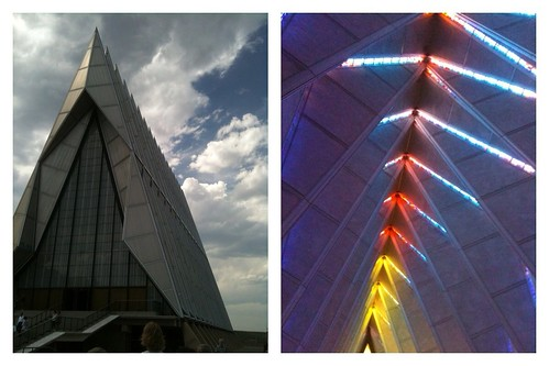 Air Force Academy - Cadet Chapel