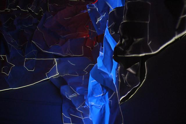 mayer+empl . pw . interactive video mapping sculpture . munich . 2012