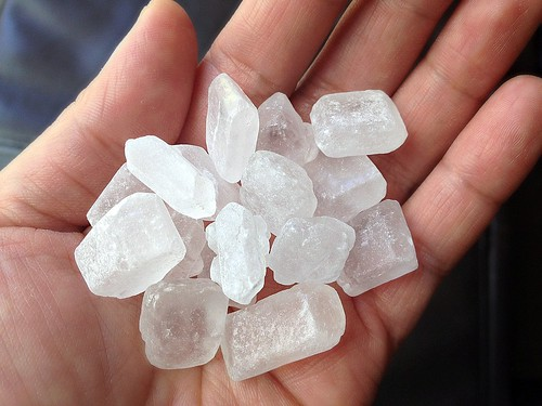 Japanese Sugar Crystal Candy