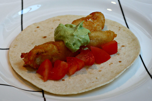 So tasty so yummy beer battered fish tacos for Fish taco batter