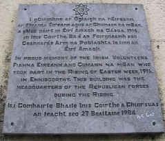 Photo of Bronze plaque number 10794
