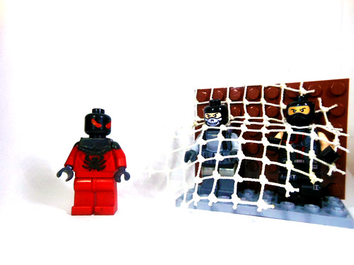 lego scarlet spider decals - photo #8