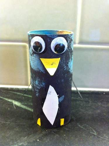 Ezra's penguin
