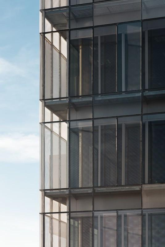 Voluar arquitectura. Comisaria Fuencarral #3