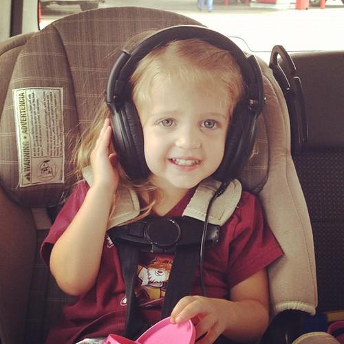 Headphones too big? Or head too small?