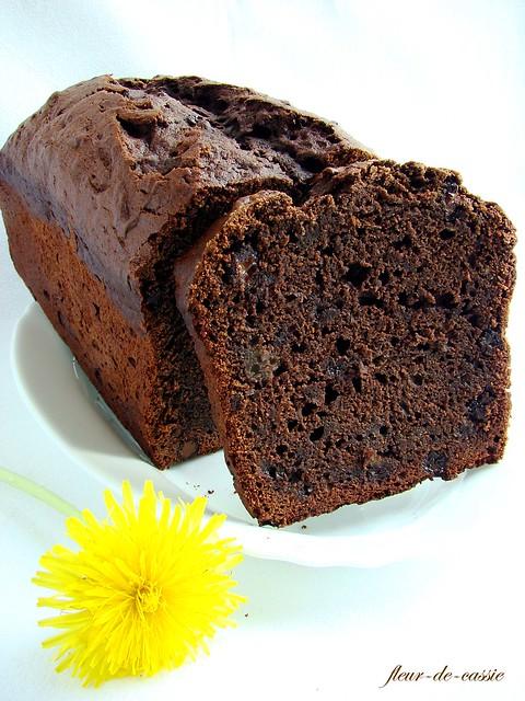 бананово-шоколадный хлеб 2