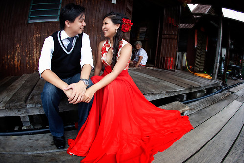 Sandy ~ Pre-wedding Photography