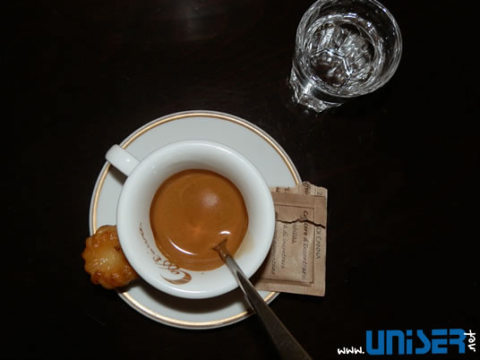 Un caff americano per favore uniserblog for Tipi di case in italia