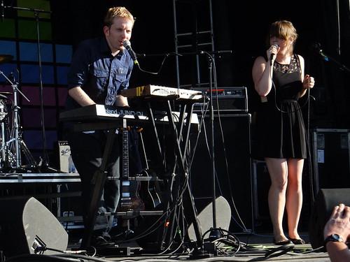 Fevers at Ottawa Bluesfest 2012