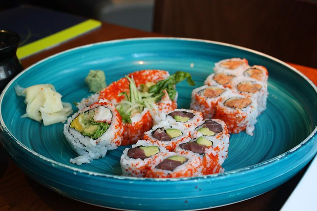 Sushi @ Haru