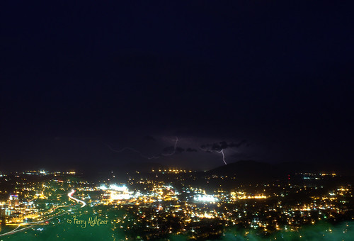 city mountain storm mill june night virginia view wind time line roanoke valley hour terry miles lightning 29 straight friday storms overlook 80 per thunder 2012 severe derech aldhizer terryaldhizercom