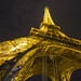 The Eiffel Tower at Night by WilliamMarlow
