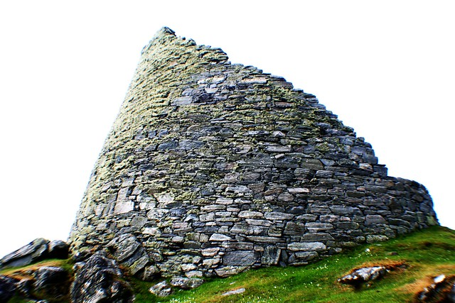 Carloway Broch, lsle of Lewis, Scotland