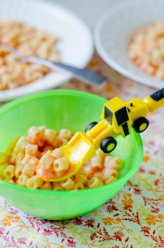 DIY Homemade Spaghettios 2
