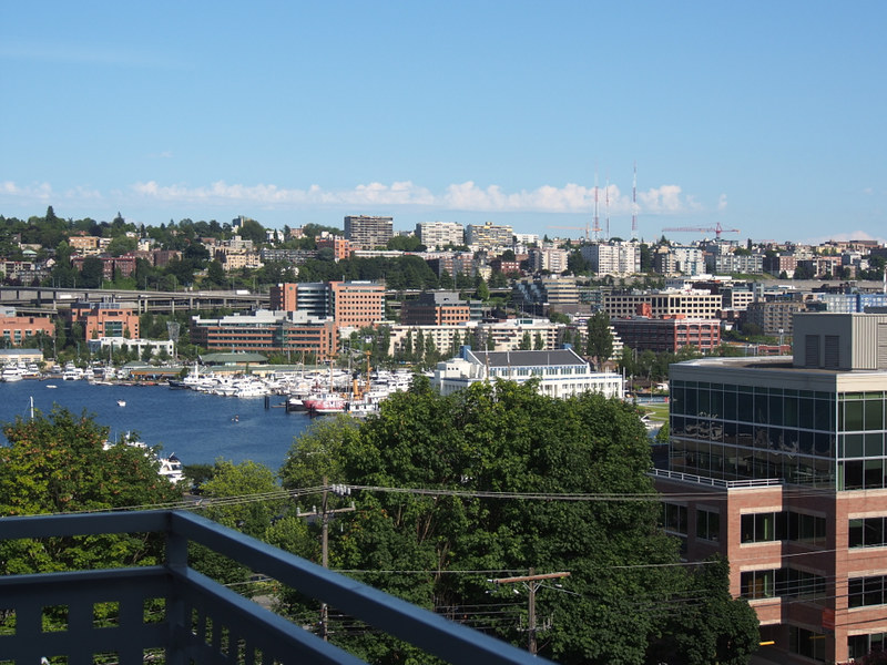 Dexter Lake Union view