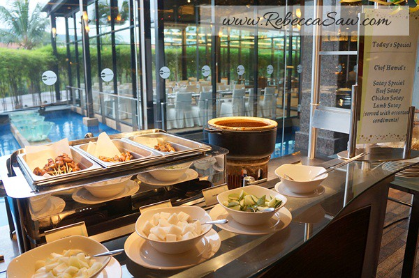 ramadhan buffet - one world hotel PJ