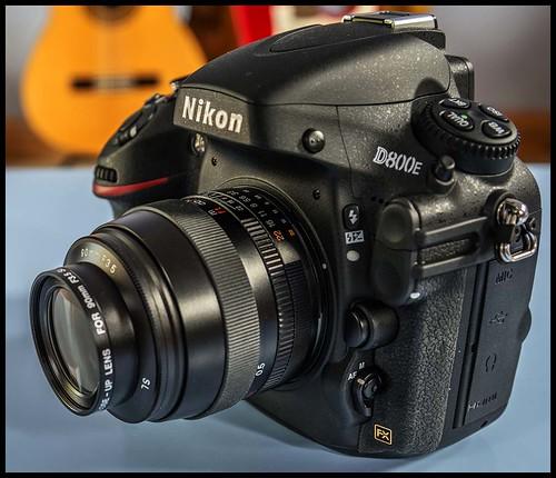 Nikon D800E Voigtlander 90 mm F3.5 SL II APO-Lanthar