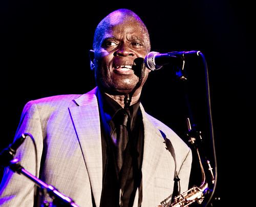 Maceo Parker at North Sea Jazz