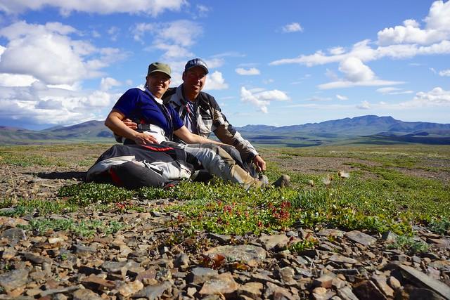Sara & Daniel Arctic Cirlce