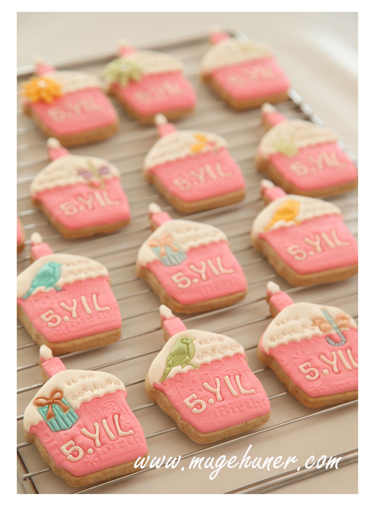 Cupcake Kurabiyeler-2