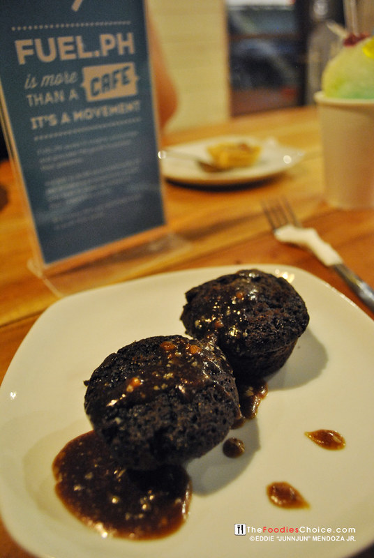 Maridel's Brownies at Fuel.ph Iloilo