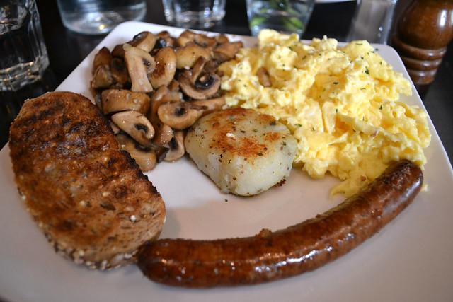 Big Breakfast, Antipodean Café, Bangsar