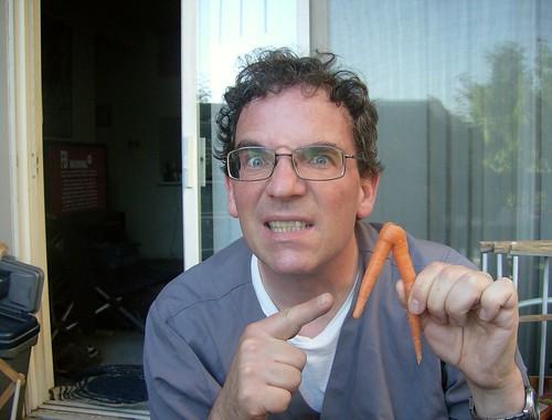 Mutant Carrot 1