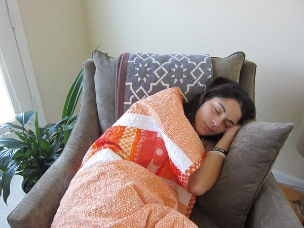 naping