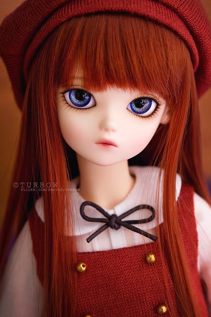 Azure Blue Eyes