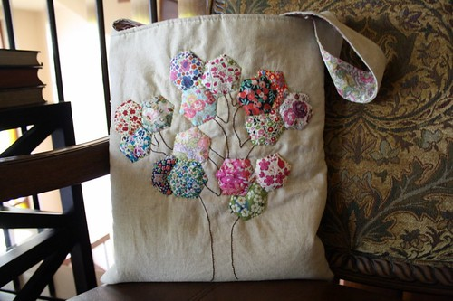 Liberty Tree Tote (front)