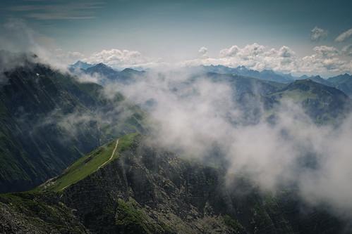 fast clouds