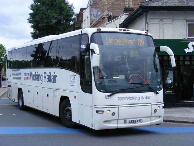 national express coach stansted adddabed