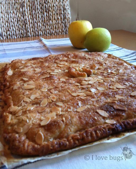Empanada de manzana 2