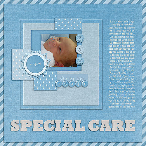 Special Care by Lukasmummy