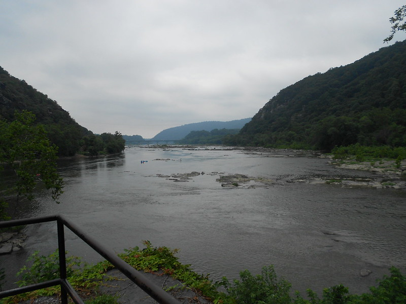 TLR tour USA, Day 47, Harpers Ferry to Washington DC..
