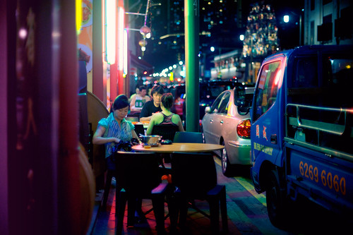 Dinner At The Mamak by Jon Siegel