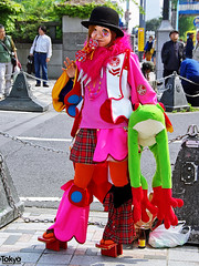Takuya Angel Fashion, Harajuku