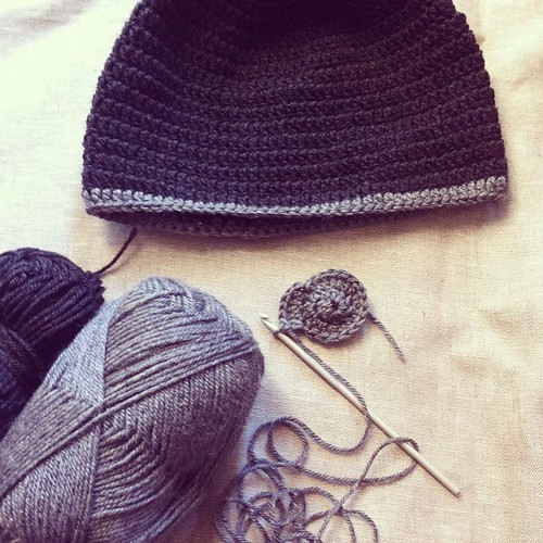 One beanie down, more to come... #100BeanieDrive